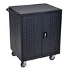 Luxor 42-Compartment Tablet Charging Cart