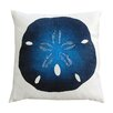 Dermond Peterson Sand Dollar Linen Throw Pillow