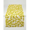 Dermond Peterson Flora Ginkgo Table Runner