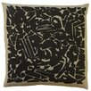 Dermond Peterson Collage Linen Throw Pillow