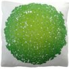 Dermond Peterson Hydrangea Linen Throw Pillow