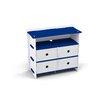 Legare Furniture Race 4 Drawer Dresser