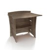"Legare Furniture Driftwood 32"" H x 29"" W Desk Bridge"