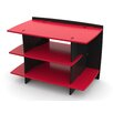 Legare Furniture Red Race Kid's Gaming TV Stand