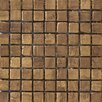 Emser Tile Treasure Travertine Mosaic Tile in Find