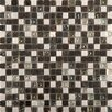 Emser Tile Treasure Glass Mosaic Tile in Multi-Colored