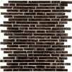 Emser Tile Vista Scarpa Random Sized Splitface Tile in Bronze
