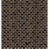 Emser Tile Confetti Porcelain Mosaic Tile in Bronze