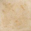 "Emser Tile 24"" x 24"" Travertine Pebble Tile in Beige"