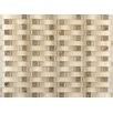 Emser Tile Lucente Random Sized Glass Mosaic Tile in Lido