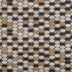 Emser Tile Confetti Porcelain Pebble Tile in Multi-colored