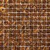 Emser Tile Vista Glass Mosaic Tile in Gold