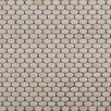 Emser Tile Confetti Porcelain Mosaic Tile in Cream