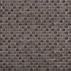 Emser Tile Confetti Porcelain Mosaic Tile in Pewter