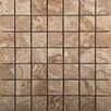 "Emser Tile Homestead 13"" x 13"" Porcelain Tile in Noce"