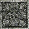 """Emser Tile Camelot 2"""" x 2"""" Merlin Dot in Silver"""