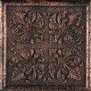 """Emser Tile Camelot 4"""" x 4"""" Merlin Deco in Copper"""