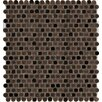 Emser Tile Confetti Porcelain Pebble Tile in Bronze