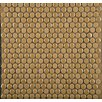 Emser Tile Confetti Porcelain Mosaic Tile in Sand
