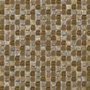 "Emser Tile Lucente 0.63"" x 0.63"" Stone and Glass Mosaic Tile in Venezia"