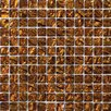 "Emser Tile Vista 1"" x 1"" Glass Mosaic Tile in Venini"