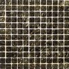 "Emser Tile Vista 1"" x 1"" Glass Mosaic Tile in Ragazzi"