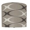 Illumalite Designs Sepia Orb Drum Lamp Shade
