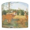 Illumalite Designs Deer Prairie Drum Lamp Shade