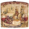 Illumalite Designs Wine Still Life Drum Lamp Shade