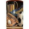 "Illumalite Designs 5"" Classic Sports Drum Shade"