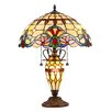 "Chloe Lighting Victorian Cooper 22"" Table Lamp"