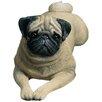 Sandicast Life Size Pug Figurine