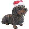 Sandicast Ornaments Dachshund Sculpture