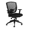 Offices To Go Mesh Synchro Tilter Chair with Arms