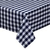 Design Imports Checkers Tablecloth