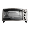 Black & Decker 4-Slice Countertop Toaster Oven