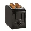 Hamilton Beach 2 Slice Toaster in Black
