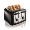 Hamilton Beach 4-Slice Extra Wide Slot Toaster