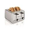 Hamilton Beach 4 Slice Modern Toaster