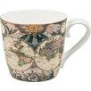 Könitz Porzellan GmbH Orbis Terrarum Nova Porcelain Mug (Set of 4)