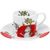 Könitz Porzellan GmbH Globetrotter Espresso Cup (Set of 2)