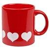 Könitz Porzellan GmbH Heart Mug