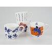 Könitz Porzellan GmbH Butler Collection Mug Set (Set of 4)