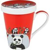 Könitz Porzellan GmbH Globetrotter Panda Cup