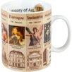 Könitz Porzellan GmbH History Of Arts Mug