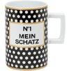 Könitz Becher Très Chic - Mein Schatz