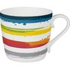 Könitz Porzellan GmbH Viva - Rainbow Stripes Mug (Set of 2)