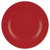 Waechtersbach Germany Fun Factory Dinner Plate in Red (Set of 4)