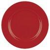 Waechtersbach Germany Fun Factory Dinner Plate in Red (Set of 4)