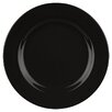 Waechtersbach Germany Fun Factory Dinner Plate in Black (Set of 4)